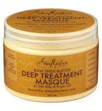 Shea Moisture Raw Shea Butter Deep Treatment Masque for Damaged Hair  326ml