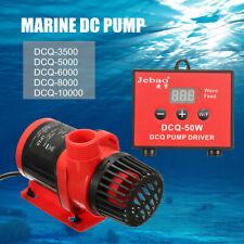 Fish & Aquariums 2019 Latest Design New Submersible Water Pump Aquarium Marine Fish Tank Aqua Fountain Pond 2500lph Cheap Sales 50%