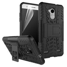 Handy Tasche für ZTE Blade Axon Case Panzer Hülle Cover Schutzhülle Etui Bumper