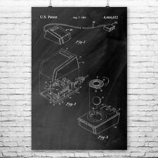 First Macintosh Computer Patent Print Poster Science Art Decor Gift Unframed