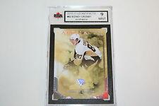 Sidney Crosby Silver Artifacts 2010-2011 Card #25/25 Card KSA Graded 9!!!