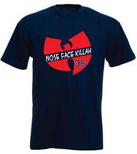 "Eduardo Nunez Boston Red Sox ""Nose Face Killah"" jersey T-shirt Shirt"