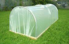 Polythene Cloche - Garden Cloche - Mini Polytunnel - 4ft wide Plastic Cloche