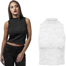Urban Classics Ladies Space Dye Top T-Shirt XS S M L XL