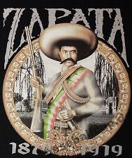 T-Shirt #293-23 Zapata Mexican Revolution 1879-1919