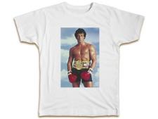 Rocky Hombre Camiseta-Balboa Cool Gráfico Boxeo Top Papá Ventilador De Regalo De Cumpleaños