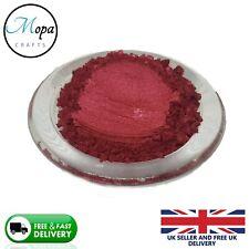 Cosmetic Mica Powder Burgundy Pigment Soap Bath Bombs Eyeshadow Nail Art