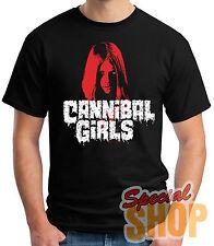 CAMISETA CANNIBAL GIRLS,TERROR T-SHIRT CHICO/A/TIRANTES/NIÑO
