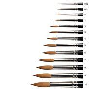 Winsor & Newton SERIES 7 Kolinsky Sable Artists Brushes. Watercolour Paint Brush