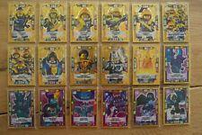 Lego® Nexo Knights™ Serie 2  Limitierte Karten LE 1 - LE 18 aussuchen aus allen!