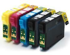 Set di COMPATIBILE (NON OEM) Cartucce di inchiostro Con Extra BK per sostituire t1285 t1281