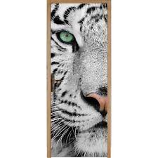 Sticker door Tiger 410