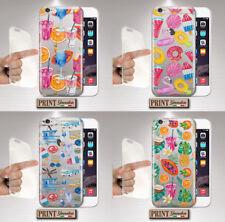 Cover per,Iphone,trasparente MARE SPIAGGIA SOLE CHIC,silicone,morbido,fashion,mo