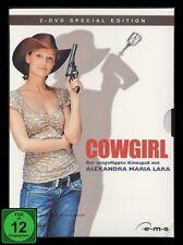 DVD COWGIRL - SPECIAL EDITION - 2 DISC SET - ALEXANDRA MARIA LARA *** NEU ***