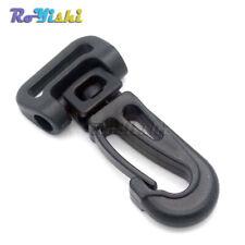 "7/16""(11mm) Webbing Plastic Swivel Snap Hooks for Bag Belts Straps"