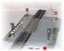 Märklin 7592 Entièrement automatique Passage à niveau avec Dürkheim – monsheim #