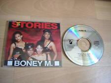 BONEY M Stories OOP 1990 GERMANY CD single