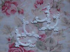 New!Ornate Scroll Corner Spandrels ~ Set of 4 Furniture Appliques Pediment Onlay