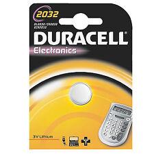 2 DURACELL - KNOPFZELLE  CR2032 CR2025 CR2016  CR2450 CR2430 CR1220 usw.