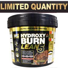 BSC BODY SCIENCE HYDROXY BURN LEAN5 3KG HYDROXYBURN FAT BURNER PRO SHRED