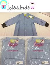 IGLO + INDI DESIGNER BABY KIDS CHILDRENS TODDLERS CLOTHES ROBERT DENIM SHIRT