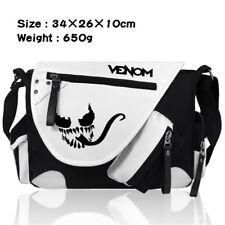 546f598c2163 Женские мужские холщовые сумок-яд через плечо школы сумки через плечо сумка