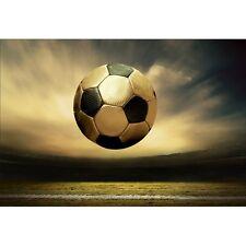 Stickers muraux déco : ballon de foot 1459