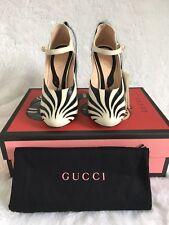 Gucci Zebra Pony Tail Mary Jane 35 $1290