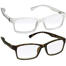 Computer Reading Glasses | White Tortoise | Anti Blue Light & UV Protection