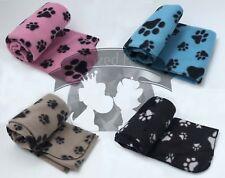 MEGA VALUE 4XColours Soft Fleece DogCat Blankets!