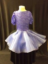 SIZE 00 (2-4 YRS) BALLROOM AND LATIN DRESSES AND TRIO DANCEWEAR B15