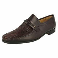 """Grenson """"Duxford"""" Mens Smart Slip On Shoes"""