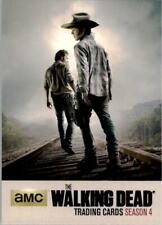 2016 The Walking Dead Season Four Part 1 Non-Sport – Choose Your Cards