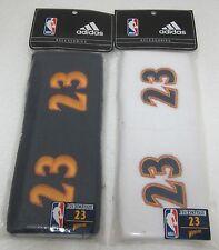 NBA Golden State Warriors #23 Jason Richardson OSFA Wristbands By adidas