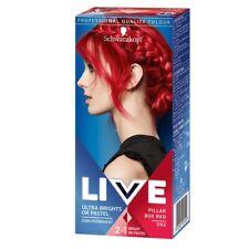 Schwarzkopf Live Colour Professional Quality Colour Pillar Box Red 092