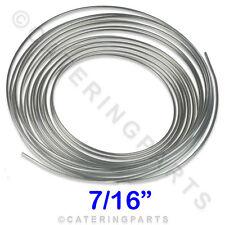 7/16 pouce aluminium tube / tubulure pilote utilisé pour les appareils à gaz-Choisir Longueur