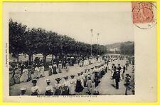 cpa 69 - NEUVILLE sur SAÔNE (Rhône) La VOGUE des JEUNES FILLES FÊTE KERMESSE