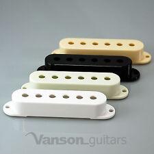 Nuevo 3 X Vanson única pastilla de bobina cubre para Vintage ® Strats ® * 50mm O 52mm