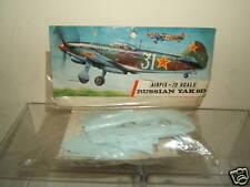 Airfix Kit Modelo No > XX Ruso Yak 9D Kit De Bolsa Unmade