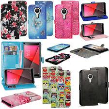 For Vodafone Smart N8 /E8 /V8 / N9 LITE PU Leather Wallet Flip Stand Case Cover