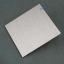 PROSIGN Quadrat Rosette Abdeckplatte Rechteck Blech V2A 2mm 3 bis 10cm