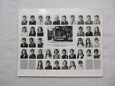 1969 SACRED HEART GRADE SCHOOL CLASS PICTURE DEARBORN MI MICHIGAN