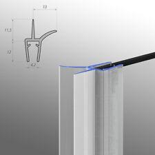 Duschdichtung Ersatzdichtung Wasserabweiser Duschprofil Duschtürdichtung 5-6 mm