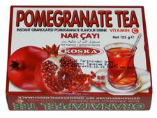 TURKISH POMEGRANATE TEA GRANATAPFEL TEA INSTANT GRANULATED FROM KOSKA NAR CAY