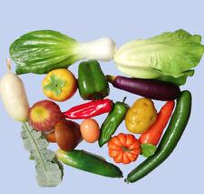 Fake Foam Greens Artificial Chili Vegetable Fruit Pepper Decor Lifelike Prop Toy
