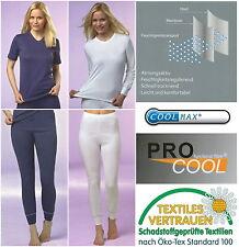 Funktionsunterwäsche Funktionshose Funtkionsshirt Unterhemd Thermo Leggings