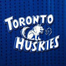 Toronto Huskies BAA Basketball Embroidered Mens Polo XS-6X, LT-4XLT Raptors New
