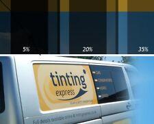PROFESSIONAL CAR WINDOW TINTING FILM ROLLS PART OR FULL 5% 20% 35% VLT