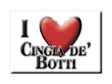 CALAMITA LOMBARDIA FRIDGE MAGNET MAGNETE SOUVENIR LOVE CINGIA DE' BOTTI (CR)
