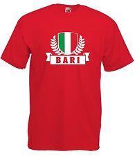 T-shirt Maglietta J1756 Stemma Città d'Italia Bari Ultras